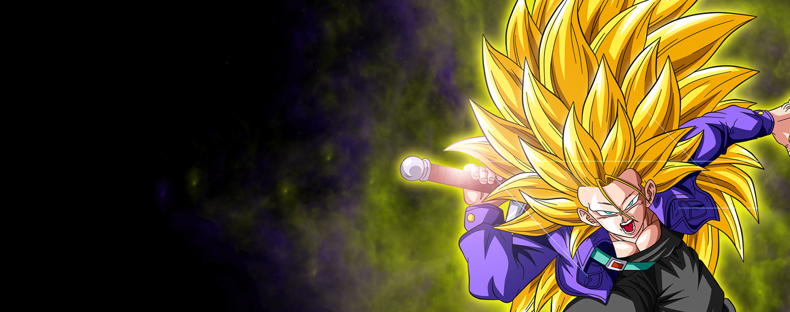 Trunks du Futur SSJ3