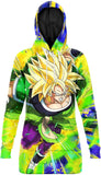 Robe Sweat DBZ - Broly