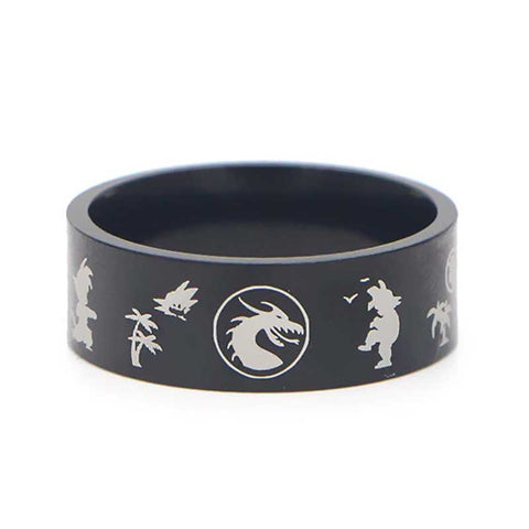 Bague Dragon Ball Goku Petit