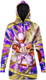 Robe Sweat DBZ - Janemba