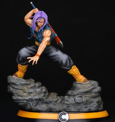 Figurine Collector Dragon Ball Z - Trunks du Futur