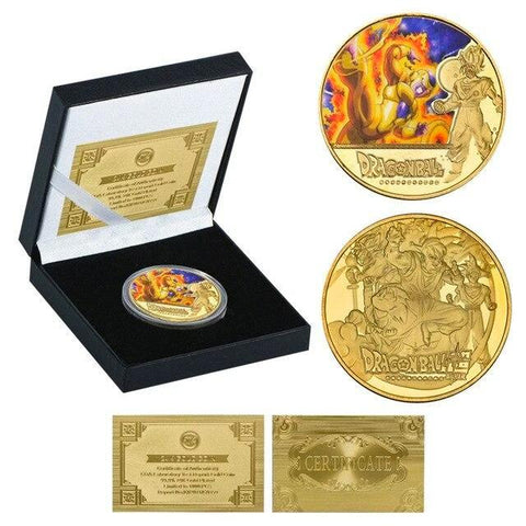 Pièce Dragon Ball Z Golden Freezer