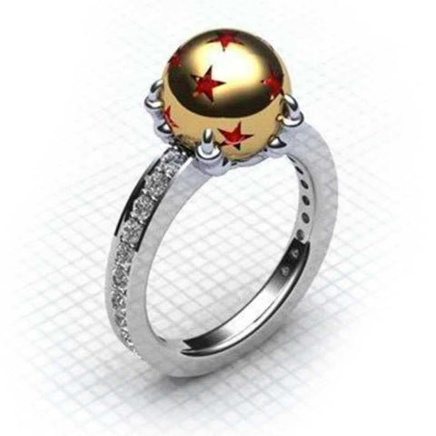 Bague Dragon Ball Z