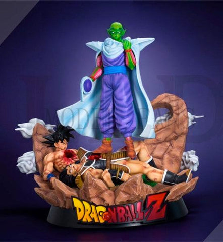 Figurine Collector DBZ - Piccolo, Goku & Raditz