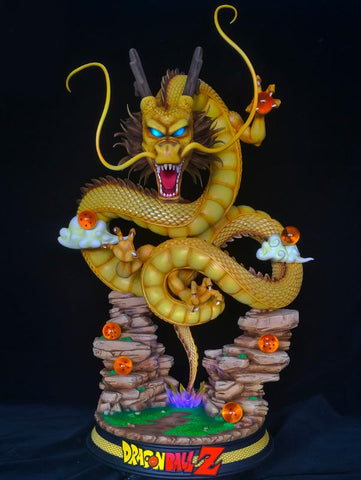 Figurine Collector Dragon Ball - Shenron Légendaire