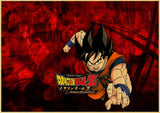poster geant dragon ball z