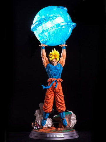 Figurine Collector Dragon Ball Z - Genkidama
