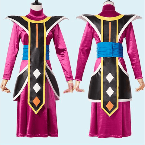 Déguisement Dragon Ball Super Whis Cosplay