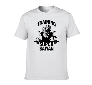 T-Shirt Dragon Ball Z  Super Saiyan