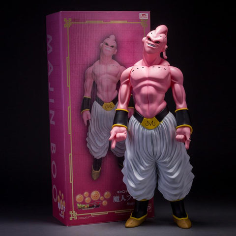 Figurine Dragon Ball Z Majin Buu Géante 44cm