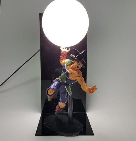 Lampe Dragon Ball Z Bardock