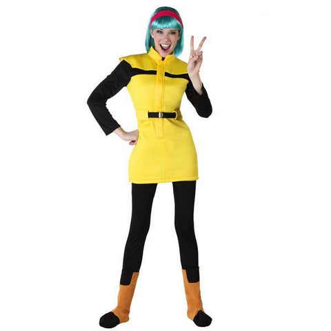 Costume Bulma Dragon Ball Z