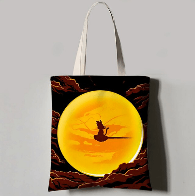 Tote Bag Dragon Ball</br> Boule de Cristal