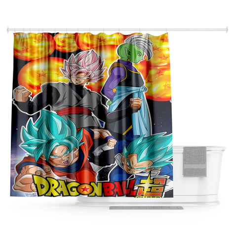 Rideau de Douche Dragon Ball Super - Zamasu
