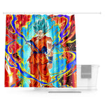 Rideau de Douche Anime Dragon Ball Super