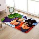 Tapis Dragon Ball Piccolo vs Goku