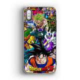Coque iPhone 7 Plus DBZ