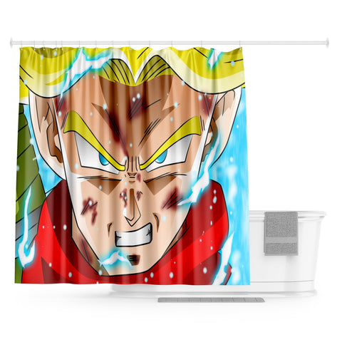 Rideau de Douche Trunks du Futur