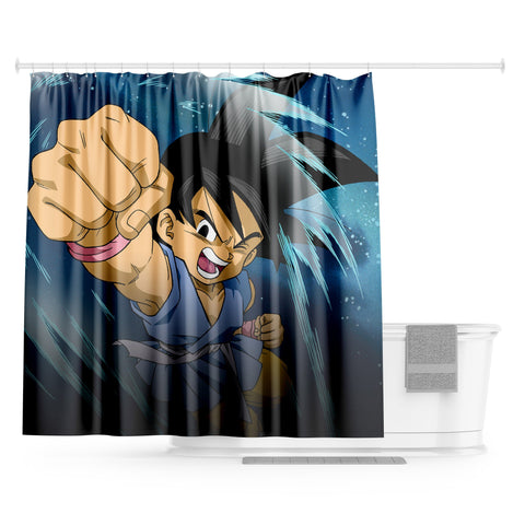 Rideau de Douche Dragon Ball GT
