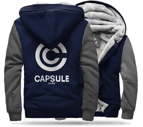 Veste Trunks Capsule Corp