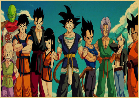 Poster Dragon Ball GT
