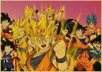 grand poster dragon ball z