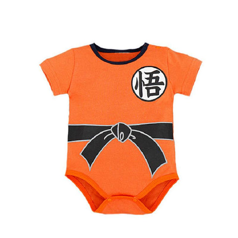 Body Dragon Ball Z Bébé