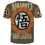T Shirt Dbz Gym