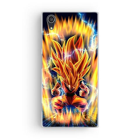 Coque Sony Super Saiyan