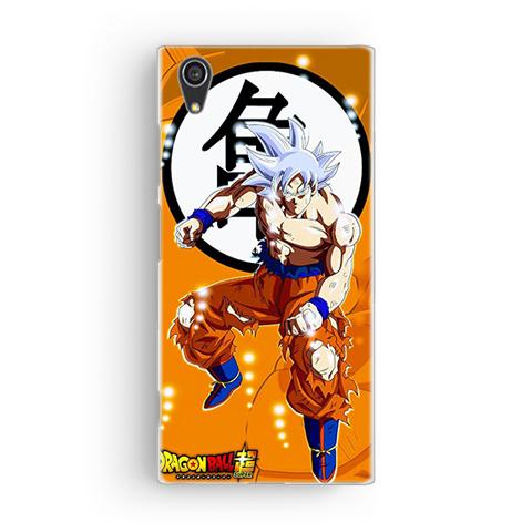 coque iphone xr goku ssj4