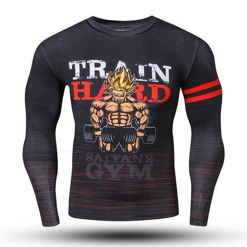 T-Shirt Muscu Dragon Ball Z