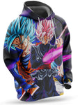 Sweat à Capuche Dragon Ball Super