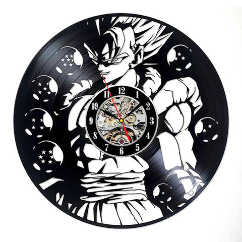Horloge Dragon Ball Z Gogeta
