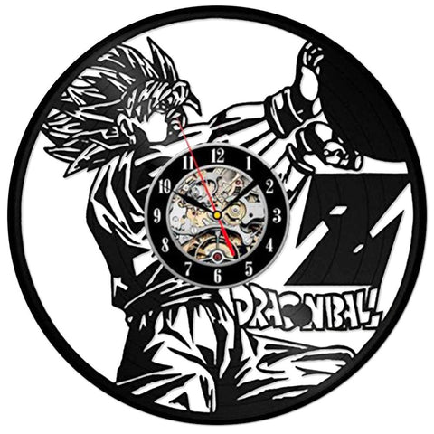 Horloge Dragon Ball Z</br> Goku Super Saiyan