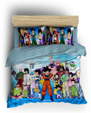 Couette de Lit Dragon Ball