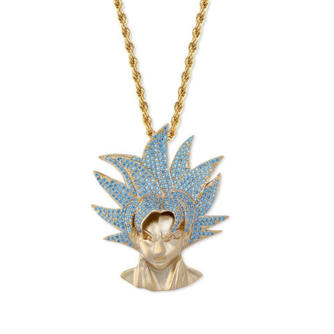 collier dragon ball super