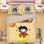 Drap Housse Dragon Ball
