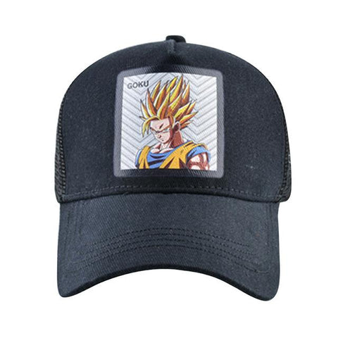 Casquette Dragon Ball Z Sangoku