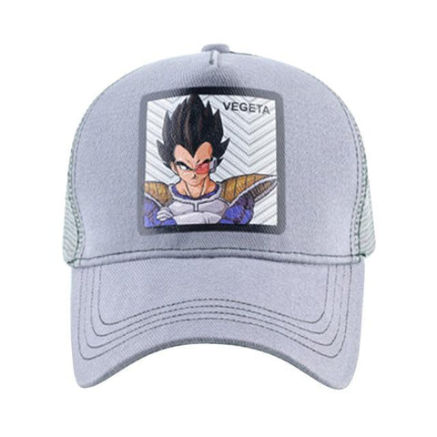 Casquette Dragon Ball Vegeta