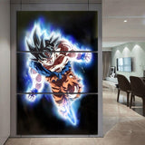 Tableau Dragon Ball Super</br> Goku Ultra Instinct