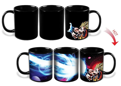 Mug Thermosensible Dragon Ball Z