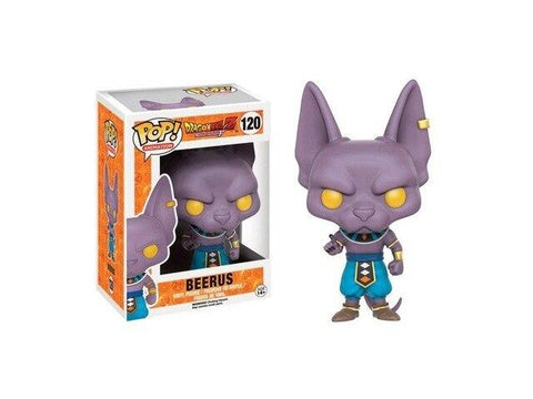 Funko Pop Dragon Ball Beerus