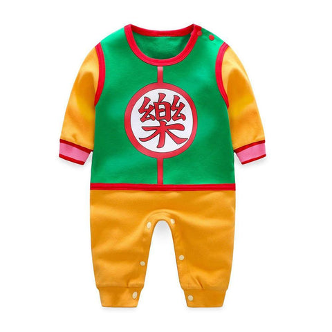 Pyjama Enfant Dragon Ball Z