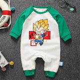 Combinaison Dragon Ball Z Vegeta Super Saiyan