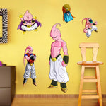 Sticker Mural Dragon Ball - Saga Majin Boo