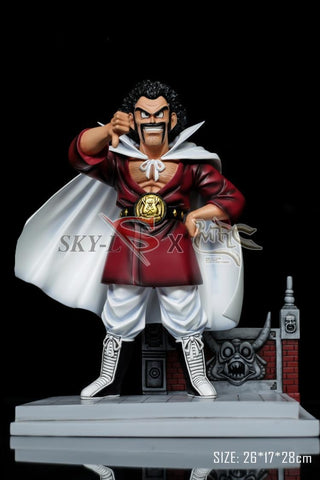 Figurine Collector DBZ - Mr. Satan