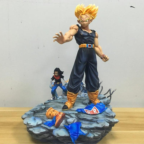 Figurine Collector - Trunks du Futur