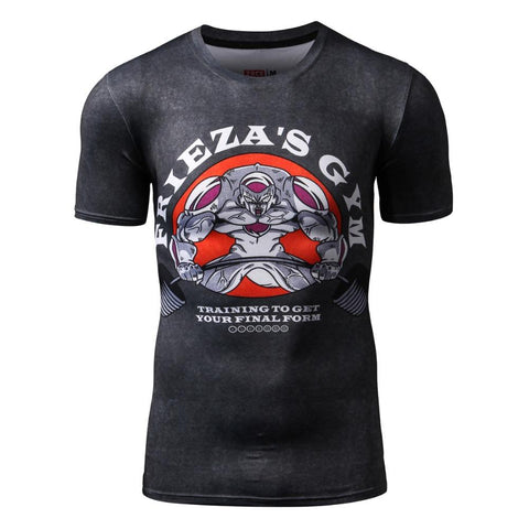 T-Shirt DBZ Musculation