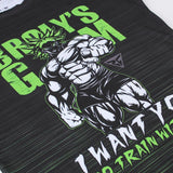 T-Shirt Compression <br/> Broly Gym
