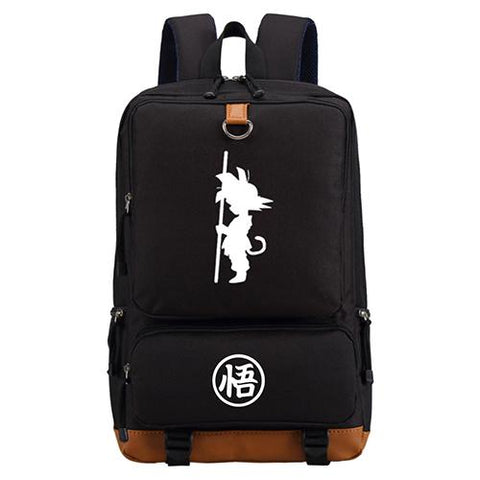 Cartable scolaire dragon ball z